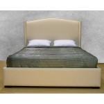 Nelly Upholstered Nail head Bed