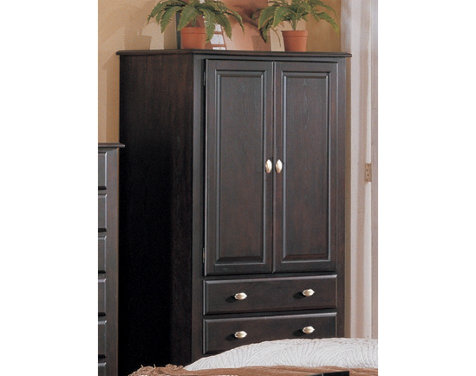 Broadway Bedroom Set Espresso Finish